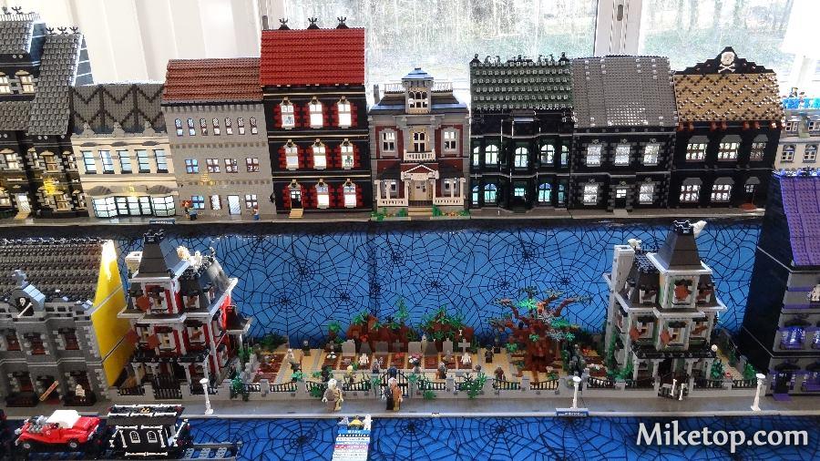 Miketop - Geisterstadt - Lego